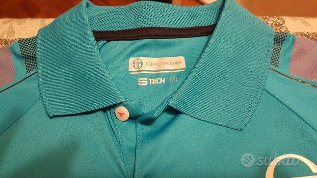 Nuova maglia Sergio Tacchini