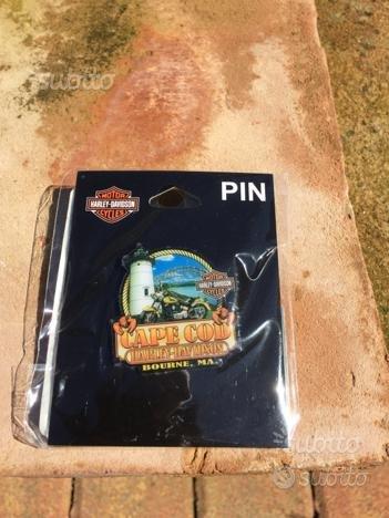 Spilla Pin Harley Davidson Nuova