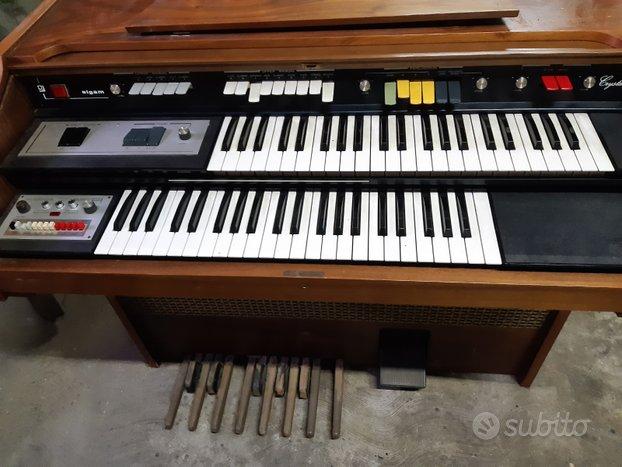 2 tastiere vintage