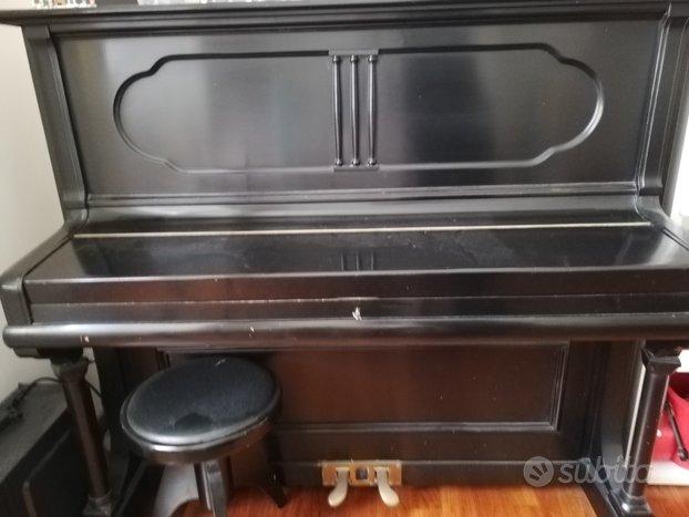 Pianoforte Ibach nero