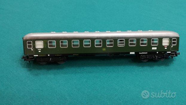 Vagone passeggeri märklin 4023 scala H0