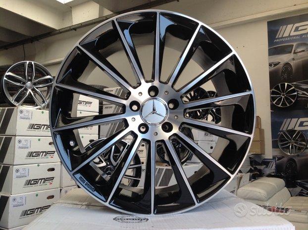 Cerchi Mercedes raggio 20 OMOLOGATI NAD cod.249867