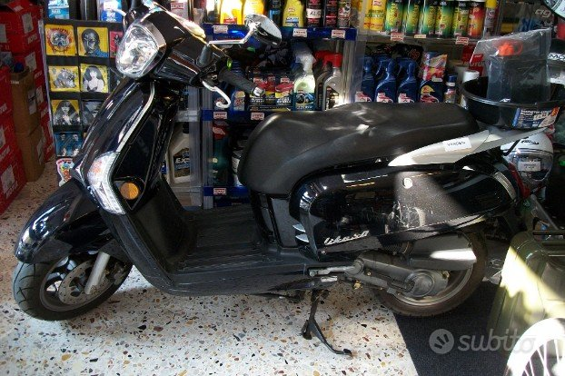 Scooter kymco 50