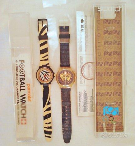 Swatch orologio da collezione
