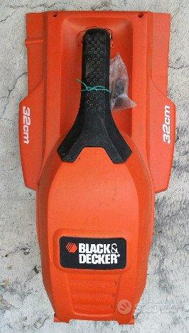 Ricambi RASAERBA BLACK DECKER 32 lama ruote scocc