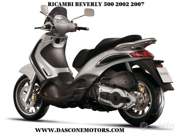 Ricambi Beverly 500 2002 2007