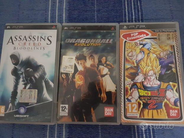 Giochi per PSP