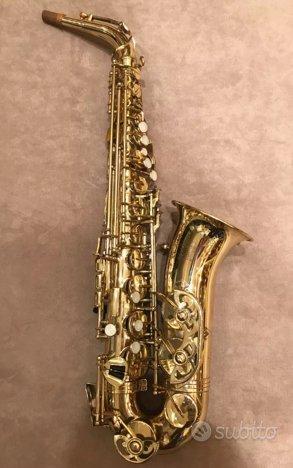 Sax/sassofono alto/contralto Buffet Crampon Evette