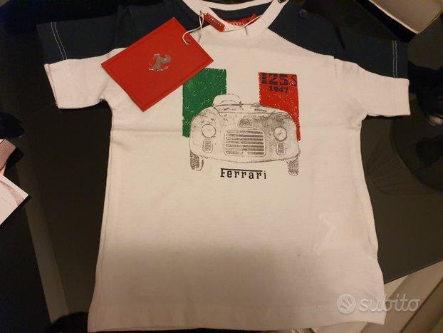 Magliette Ferrari