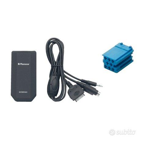 Phonocar 5/878 Interfaccia USB SD MP3 Renault Scen