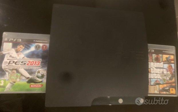 Sony PlayStation 3 piu 2 giochi