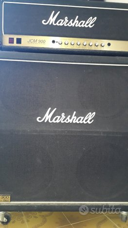Marshall jcm 900 mkIII 2100 model
