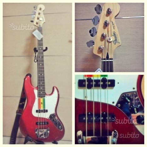Basso elettrico Fender Jazz Bass, anno 1994