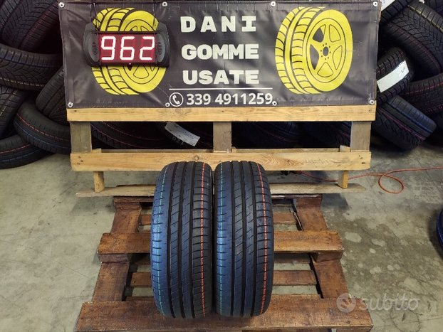 2 Gomme usate 185 60 14 Estive 70% Goodyear