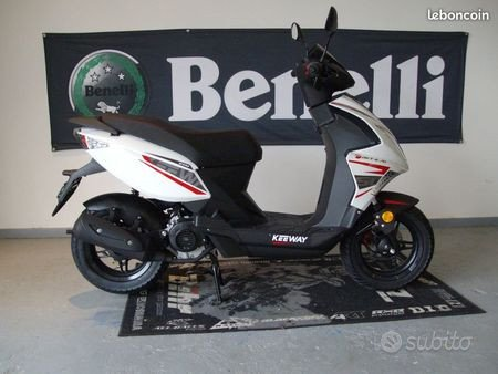 NUOVO SCOOTER Keeway F-act 50(BENELLI)