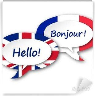 Lezioni private di INGLESE e FRANCESE