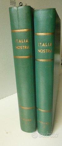Italia Nostra anni 1962 1963 Motta