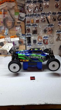 Losi 3.0e buggy brushless waterproof
