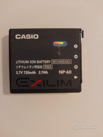 Batteria macchina fotografica