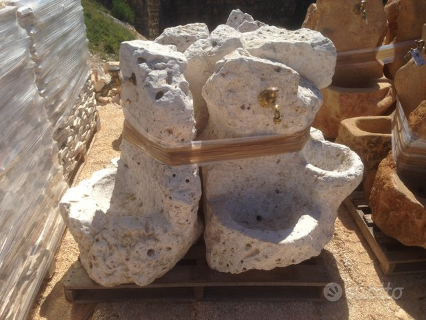 Fontane in Pietra Anticate
