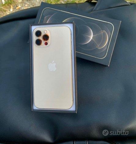 Iphone 12 Pro Gold 128giga (nuovo)