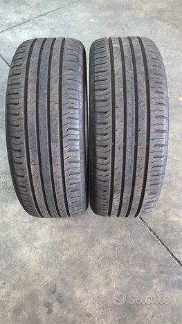 Gomme continental 215/55 R 17 estive