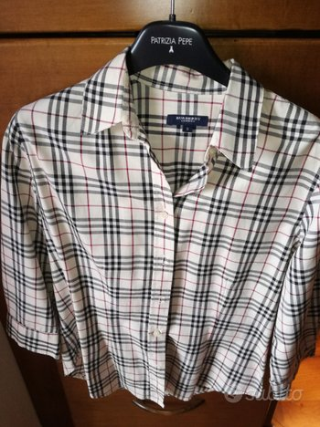 Camicia Burberry originale