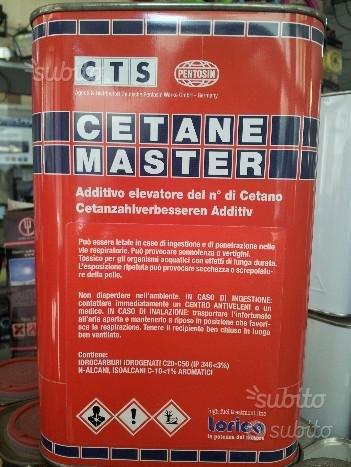 Additivo Gasolio Cetan Master Elevatore di Cetano