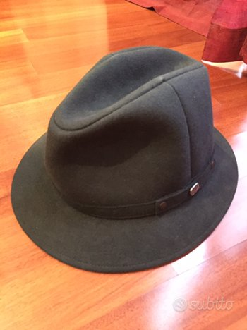 Cappello fedora Borsalino in feltro