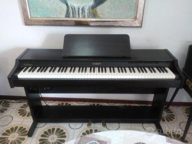Piano digitale GEM anno 2000 circa