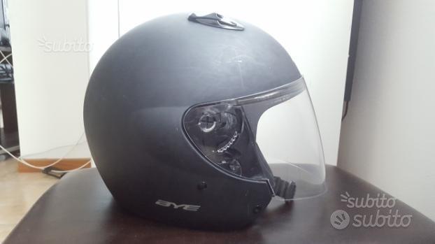 Casco jet omologato 2013.Taglia M.Moto scooter