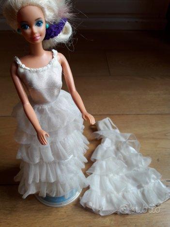 Abito Barbie principessa