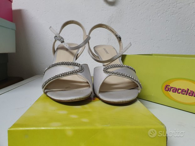 Sandalo gioiello n 39