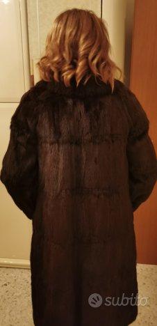 Cappotto di Visone Usato poche volte