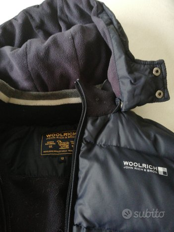 Giaccone bomber Woolrich
