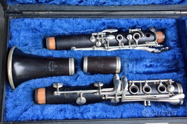 Clarino/clarinetto:buffet crampon rc,e13,bc20,s1