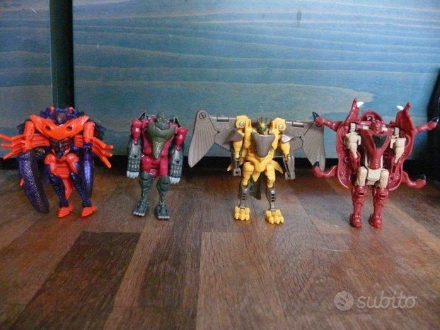 Action figures e giocattoli vintage