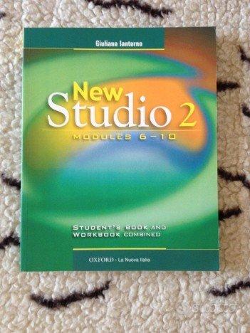 libro inglese new studio 2 manuale lingua