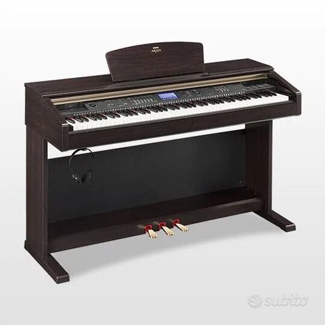 Pianoforte digitale Yamaha Arius YDP-V240