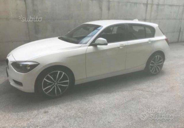 BMW Serie 1 anno 2014