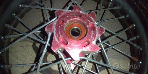 Cerchio Pitbike 12 Motard
