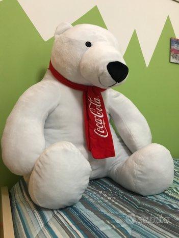Coca cola collezionismo peluche