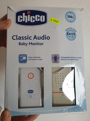 Classic audio baby monitor