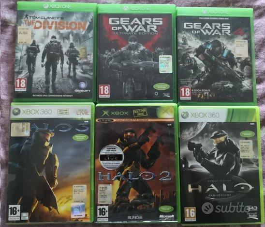 Giochi per Xbox 360 e Xbox one