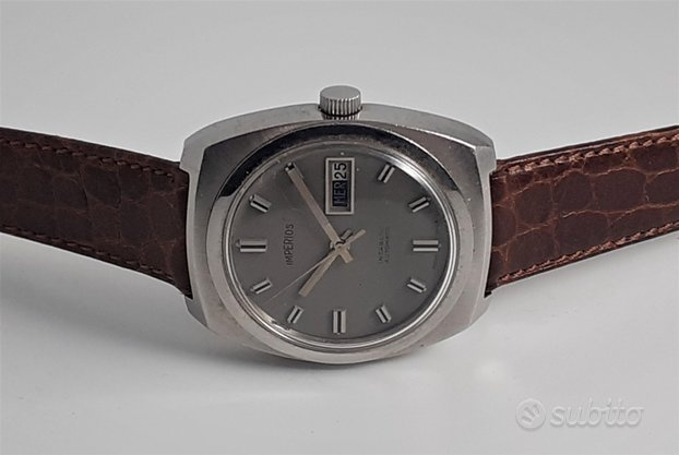 Imperios (Swiss Made) SUBSTAR Automatico AS NEW