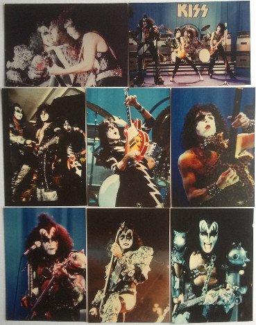 Band Kiss - 15 Foto Fotografia ca. 10x15 cm
