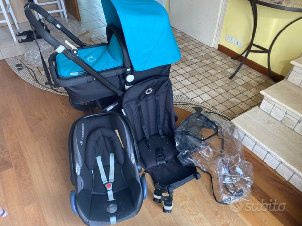 Bugaboo cameleon ocean limited edition