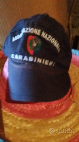 Cappellino carabinieri