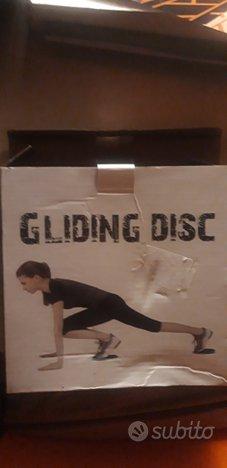 Dischi scorrevoli attrezzi palestra fitness gym