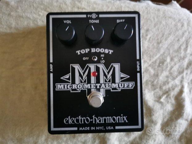 Micro Metal Muff - Electro Harmonix